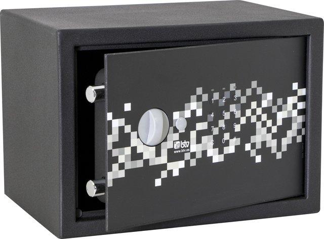 Caja fuerte de sobreponer Píxel