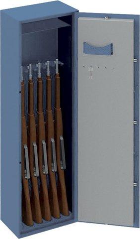Armero de alta seguridad, modelo Protector